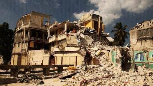 Building - Various Part Collapse